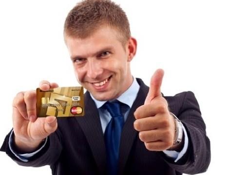 кредитная карта Голд