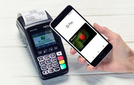 Google Pay Privatbank рисунок